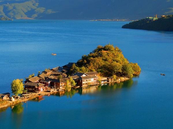 泸沽湖旅游攻略-寻觅人间仙境
